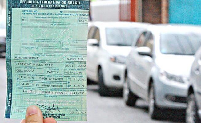 Obrigações de quem tem um veículo automotor no estado do São Paulo